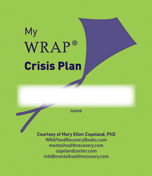 crisis plan and working through hard times mentalhealthrecovery